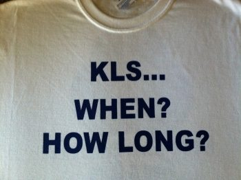 KLS T-Shirts now available