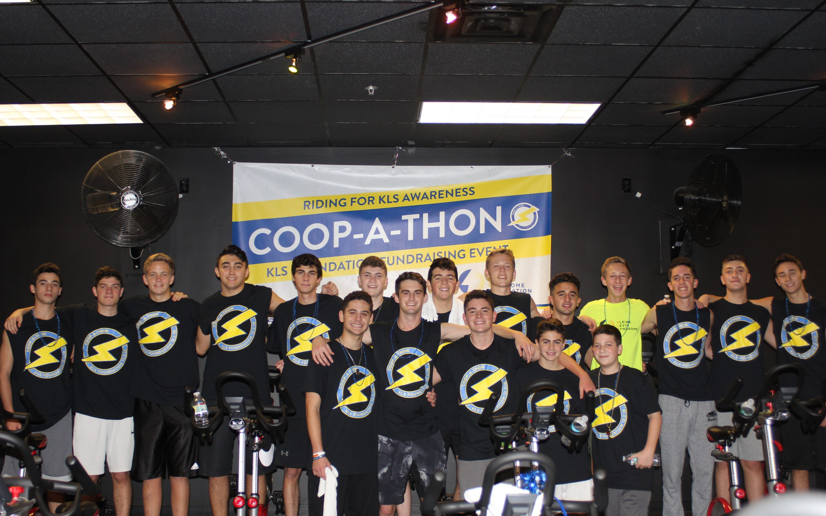 2nd Annual COOP-A-THON